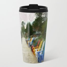 Sitting Pretty Travel Mug