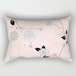 Coral Dust Rectangular Pillow