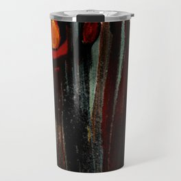 Owls In The Forest Travel Mug