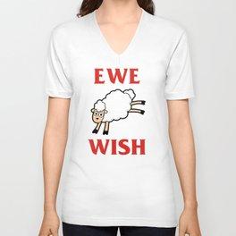 Ewe Wish Unisex V-Neck