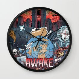 AWAKE! Wall Clock