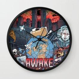AWAKE! Wall Clock