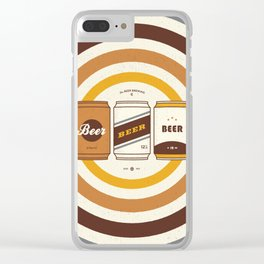 The Beer Brewing Company Clear iPhone Case