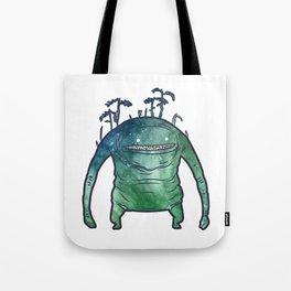 Mossless Goobue Tote Bag