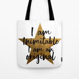 Hamilton Inimitable Tote Bag