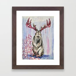 bunalope Framed Art Print