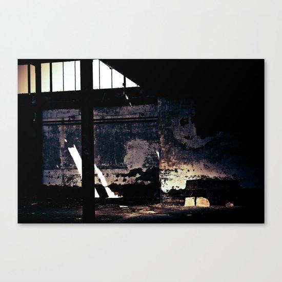 Decline Canvas Print