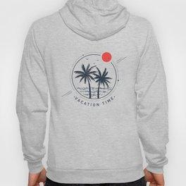 Palms. Geometric Style Hoody