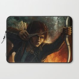 Katniss Everdeen Laptop Sleeve