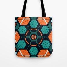 Pattern 5 Tote Bag