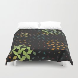 Diamond delight Duvet Cover