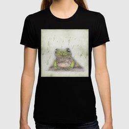 Jeremiah was a bullfrog T-shirt