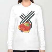led zeppelin Long Sleeve T-shirts featuring Led Storm by Slippytee Clothing