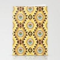 southwest Stationery Cards featuring Southwest  by Mia Valdez