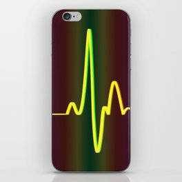 Pulse iPhone Skin