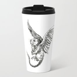 Whiskery Heights Travel Mug