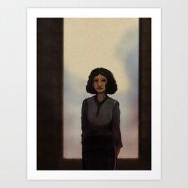 Museum Art Print