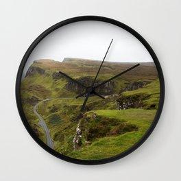 Quiraing Wall Clock