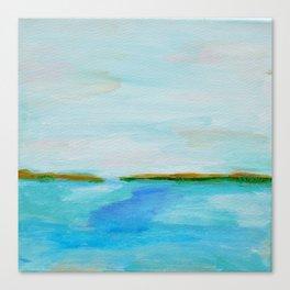 Seabrook Fog Canvas Print