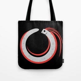 Oarfish Tote Bag