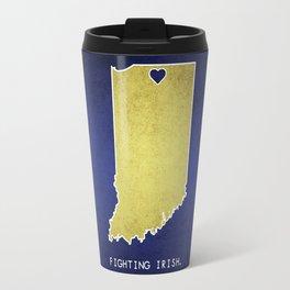Notre Dame - Fighting Irish Travel Mug
