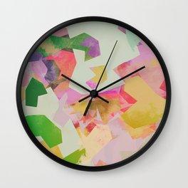 Camouflage VI Wall Clock