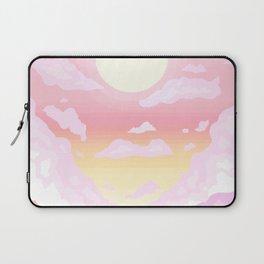 Pink light Laptop Sleeve