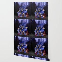 12th Doctor with Samurai Wallpaper