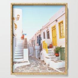 Travel Greece, Sifnos island Serving Tray