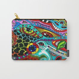 Flow Abstraction Carry-All Pouch