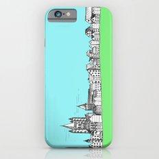 sketchy town Slim Case iPhone 6s