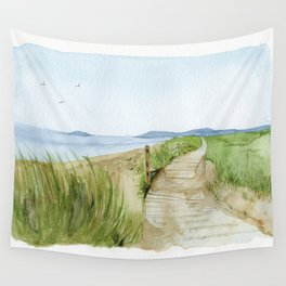 Inverness Beach Wall Tapestry