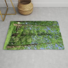 Dawn Redwood Rug