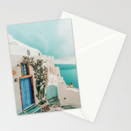 Holiday Home #travel #photography Stationery Cards