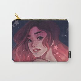 Stars In Her Eyes Carry-All Pouch