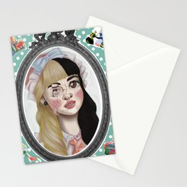 Spoiled Milk Stationery Cards