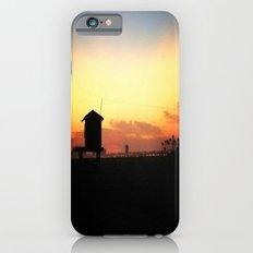 Sunset in Long Beach iPhone 6s Slim Case