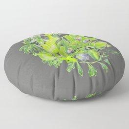 Chartreuse Floor Pillow
