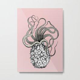 Anoctopus Metal Print