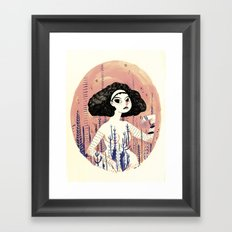 From me too Framed Art Print
