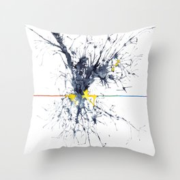 My Schizophrenia (9) Throw Pillow