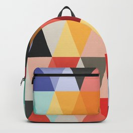 Mid-Century Modern Color Story Backpack