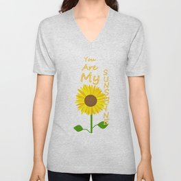 You Light Up My Day Unisex V-Neck