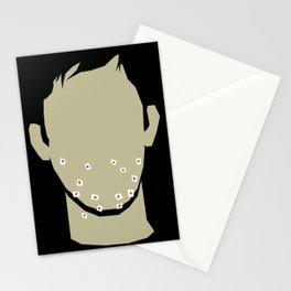 RAZOR DISASTER Stationery Cards