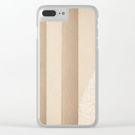 Architectural Photography Lines I Clear iPhone Case