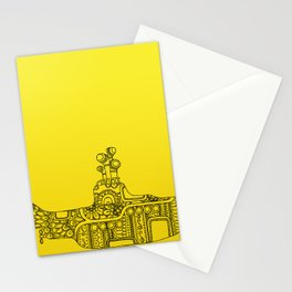 Yellow Submarine Solo Stationery Cards