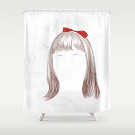 Matilda Shower Curtain