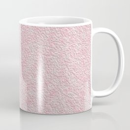 Pink plaster texture Coffee Mug