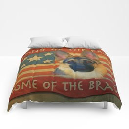 Home of the Brave Comforters