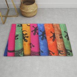 Balinese Batik Rug